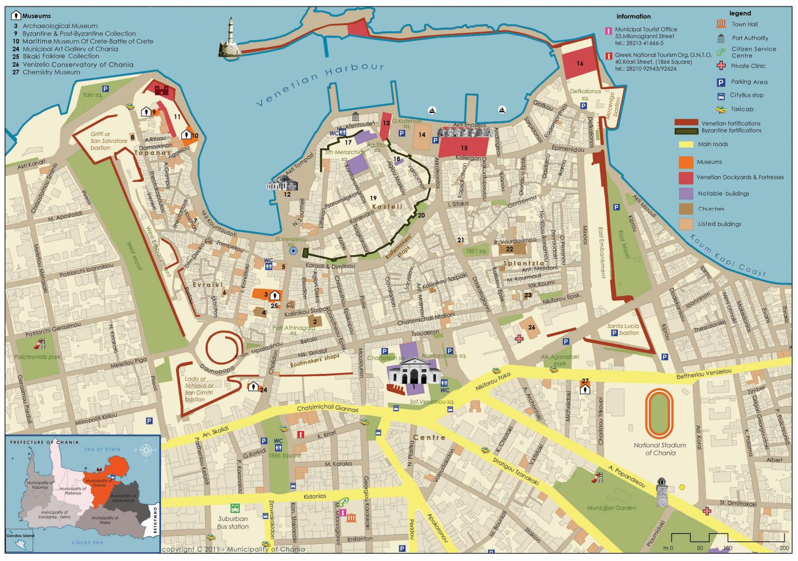 kart over kreta hellas Chania, Kreta, Hellas kart   Kart over Chania, Kreta, Hellas (Sør  kart over kreta hellas